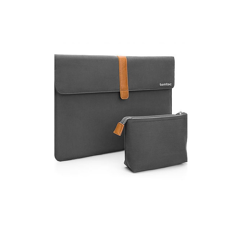 TÚI CHỐNG SỐC 13 INCH TOMTOC ENVELOPE + POUCH MB PRO