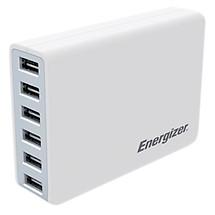 SẠC ENERGIZER 6 PORT USB 50W EU