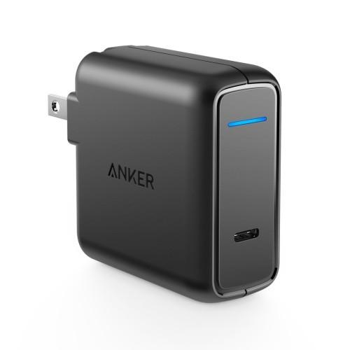CỐC SẠC 1 CỔNG USB-C  30W HỖ TRỢ SẠC NHANH ANKER A2014