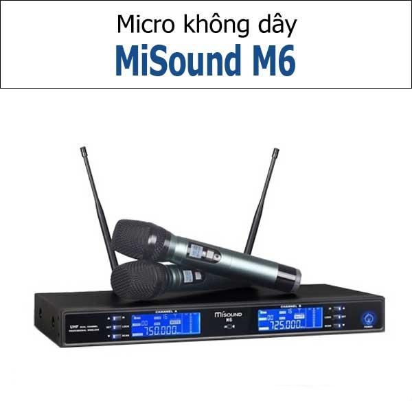 MICRO MISOUND M6