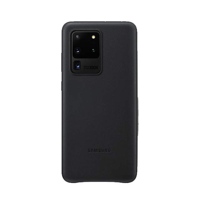 ỐP LƯNG samsung s20 ultra leather cover