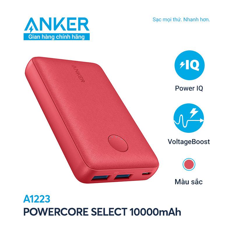 SẠC D/P POWERCORE 10.000MAH ANKER A1223