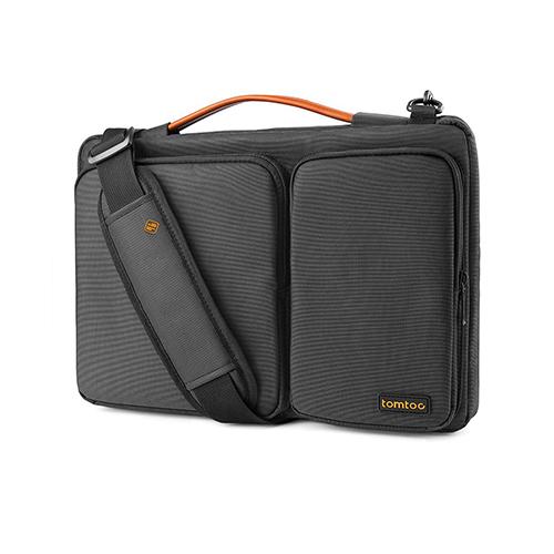 TÚI ĐEO TOMTOC (USA) 360* SHOULDER BAGS MACBOOK 15″ – A42-E02D