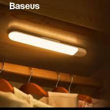 Đèn thông minh tự động bật tắt cảm biến di chuyển loại dài - Baseus DGSUN-YA02